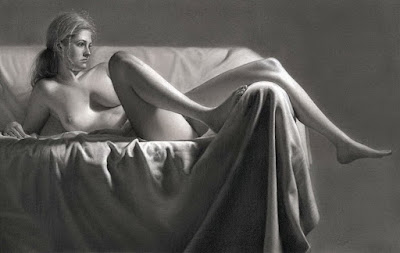 desnudos-hiperrealismo-dibujos-figurativos-a-lapiz