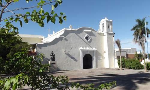 Iglesia de Santa Ana en Boca del Río