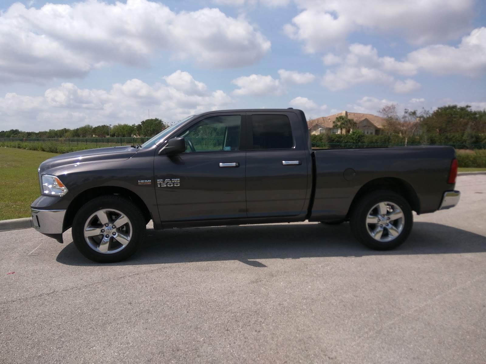 test drive long ish term review 2016 ram 1500 big horn quad cab. Black Bedroom Furniture Sets. Home Design Ideas