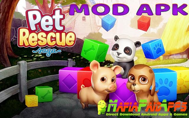 Pet Rescue Saga Apk MafiaPaidApps