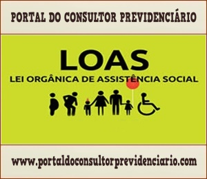 Amparo Assistencial ao Idoso, LOAS, na Previdência Social.