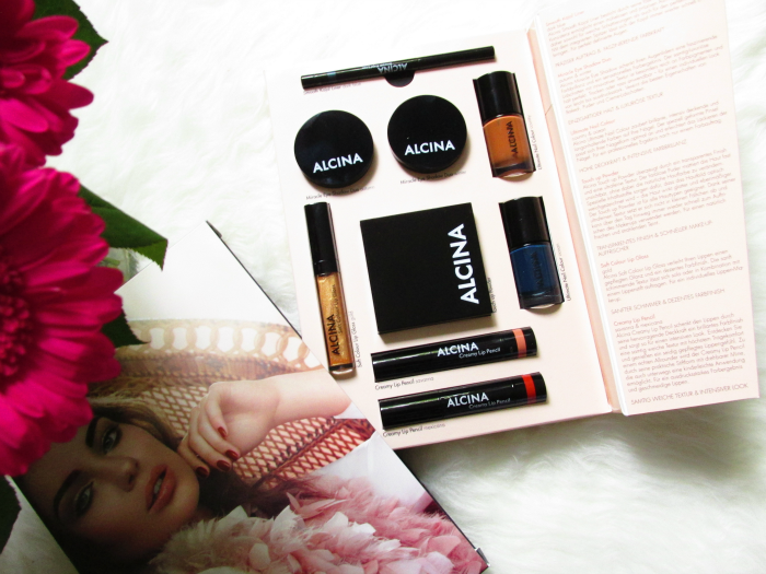 ALCINA Herbst/Winter 2015 Makeup Kollektion - Review