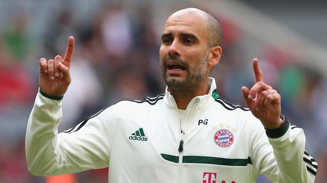 La salida de Guardiola del Bayern devuelve las esperanzas a Nike de recuperarlo