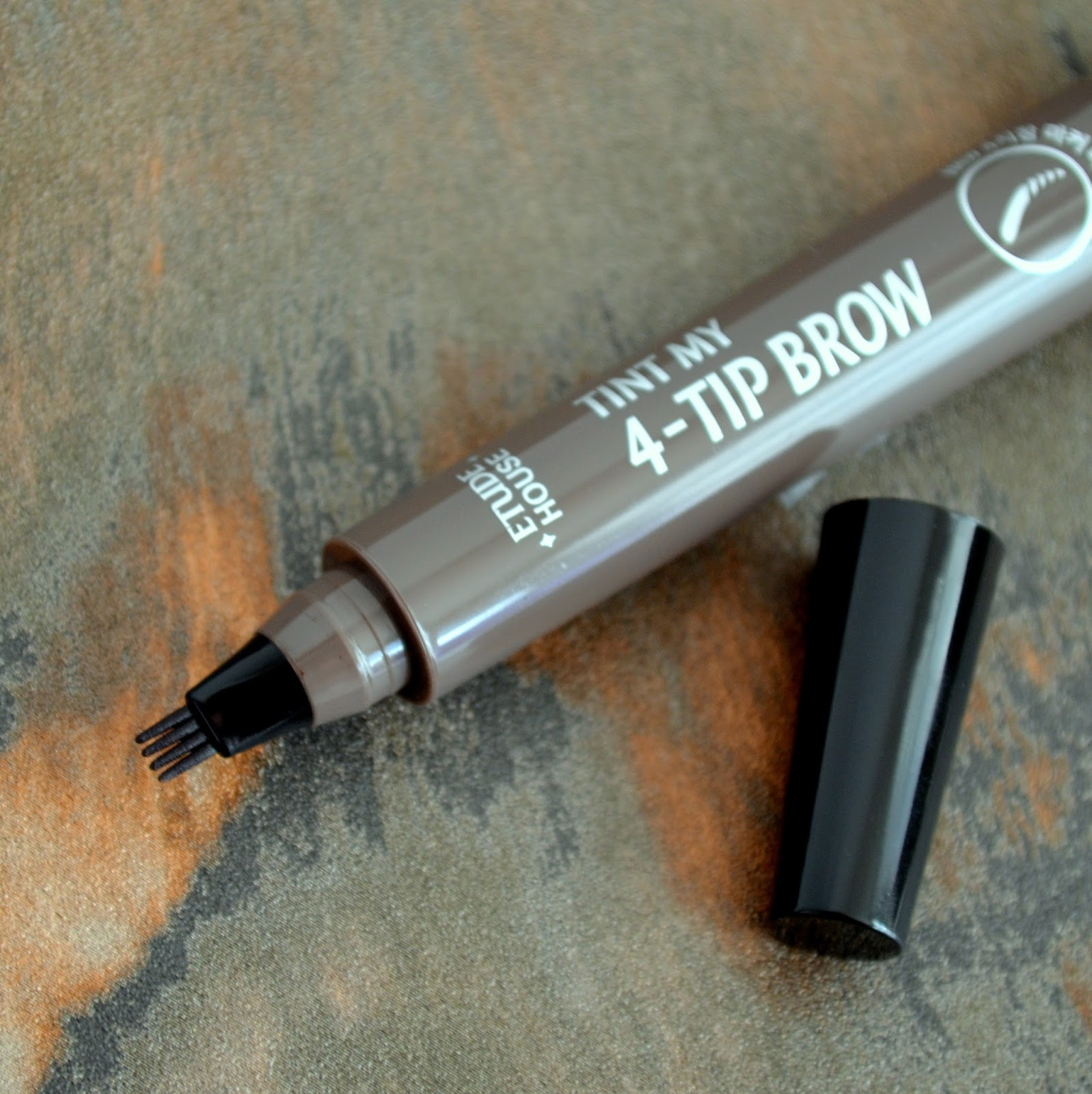 Etude House Eyebrow Tint My 4 Tip Brow In 04 Review Swatches Pink Drawing New Buy 1 Get Now If Youre Into K Pop Scene You Will Know That Eyebrows Are A Thing Every Idol Has Thick Full Have Quite Uniform