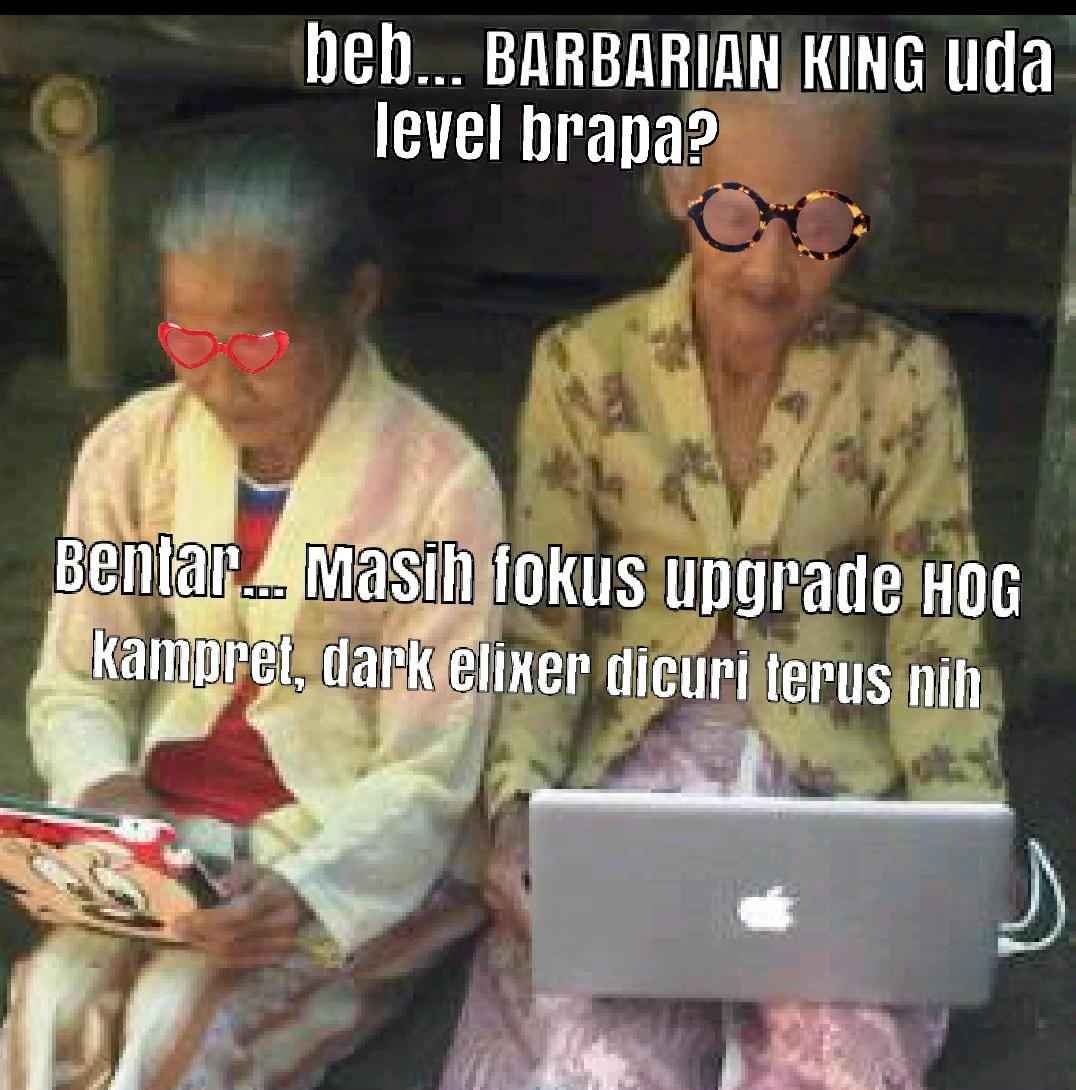 Berbagai Macam Meme COC Lucu Dan Unik Clash Of Clans Indonesia