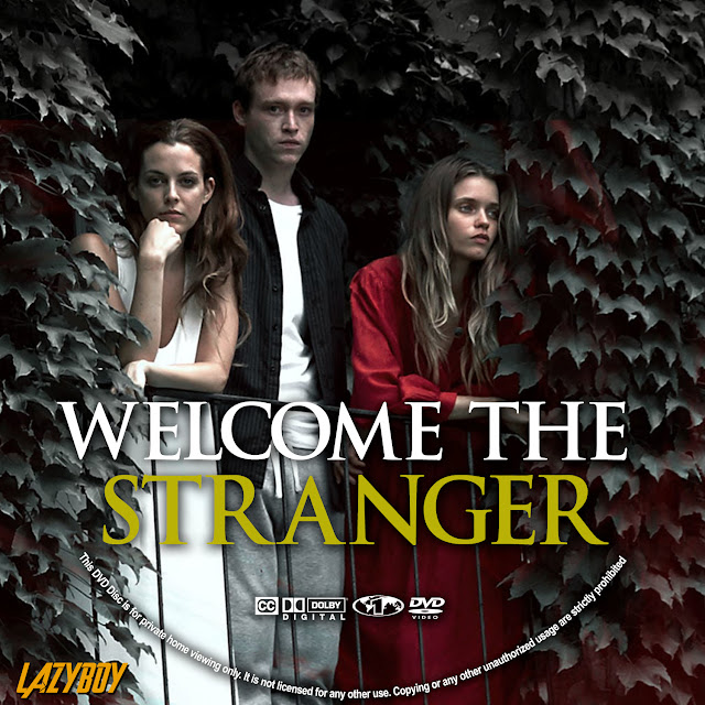 welcome the stranger dvd label cover addict dvd and