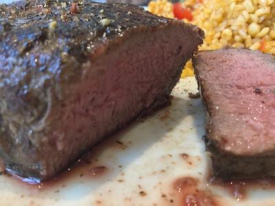 green halal steakhouse frankfurt sirloin steak Rinderhüftsteak