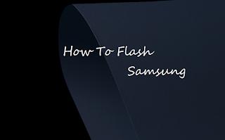 flash samsung using odin