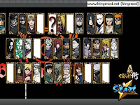 Download Naruto Senki MOD Special Full Character Android Game Terbaru