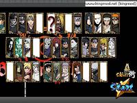 Download Naruto Senki MOD Special Full Character Android Game Terbaru