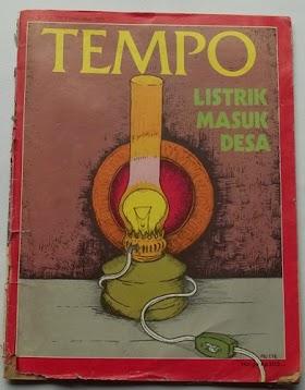majalah tempo no. 27 Tahun VIII 2 September 1978. Listrik Masuk Desa. hub 085866230123