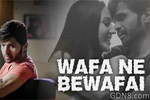 WAFA NE BEWAFAI - Arijit Singh – Tera Suroor