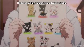 Uchi Tama?! Uchi no Tama Shirimasen ka? Episode 11 END Subtitle Indonesia