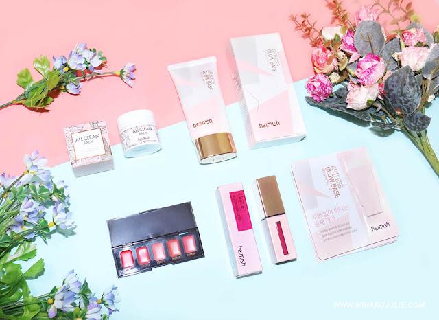 heimish cosmetics