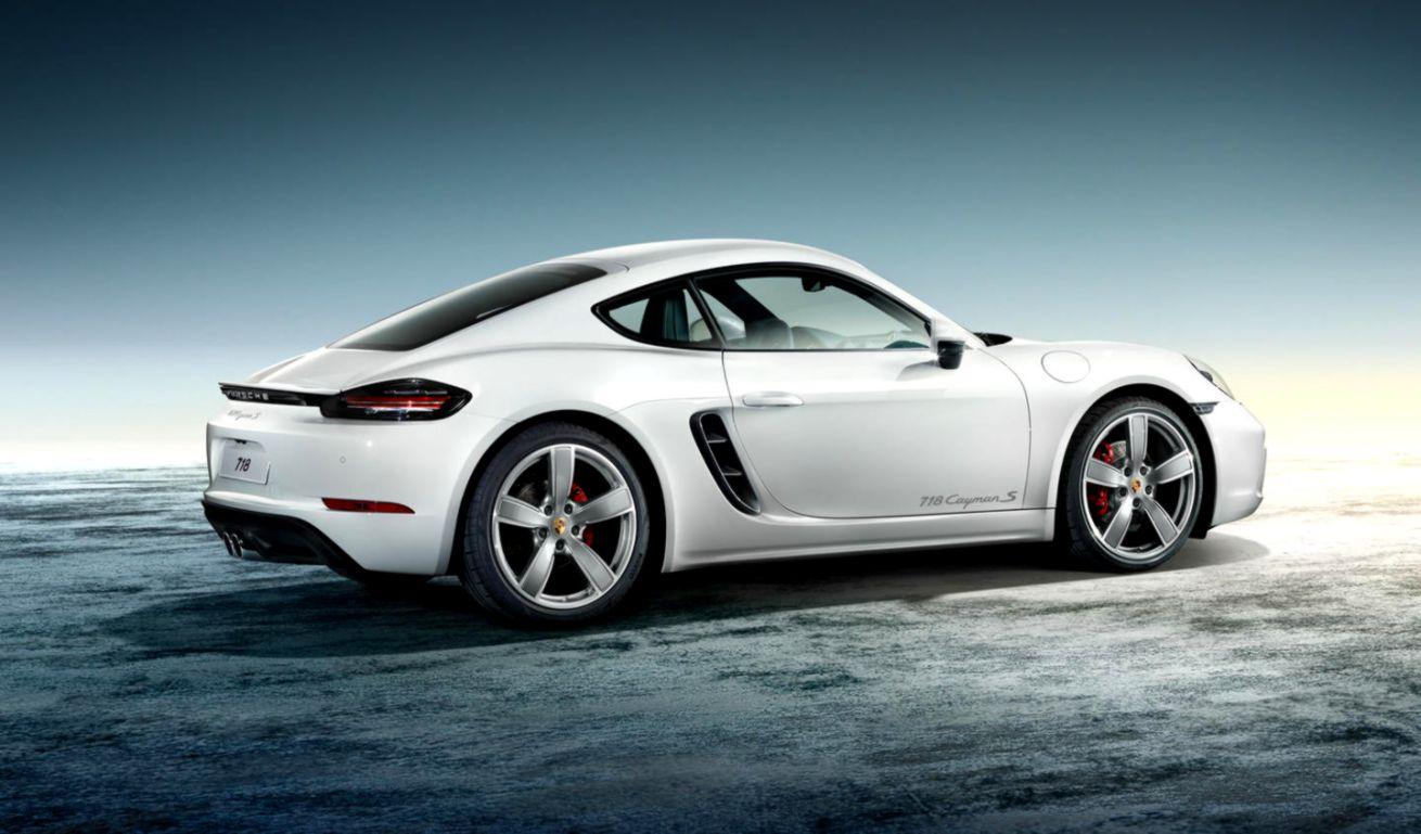 Porsche Cayman Hd Wallpaper Mac Wallpapers