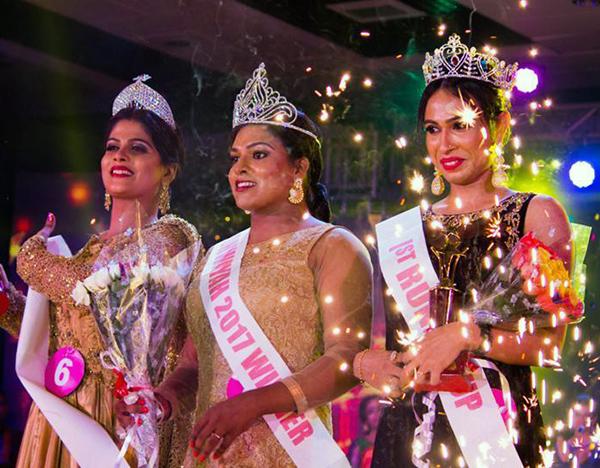 Finalists in the Queen of Dhwayah