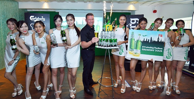 Carlsberg VIP Ex-beer-ience In Shah Alam With Gastronomy Of Beer & Food