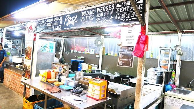 Makan Di Port Bujang Junction@11 Shah Alam