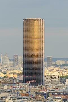 Torre Montparnasse - Paris