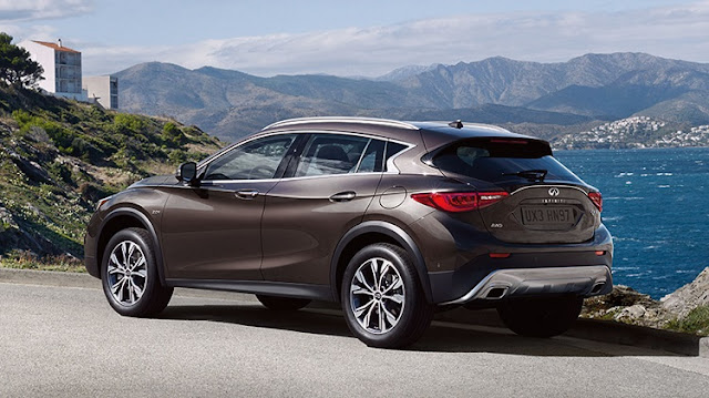 2018 Infiniti QX30 Review and Release Date