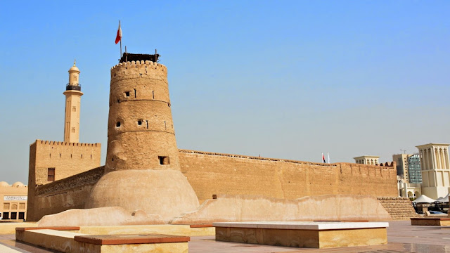 Kết quả hình ảnh cho Khu phố Văn hóa và Lịch sử Al Fahidi