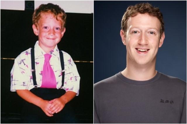 15 celebridades antes e depois da fama