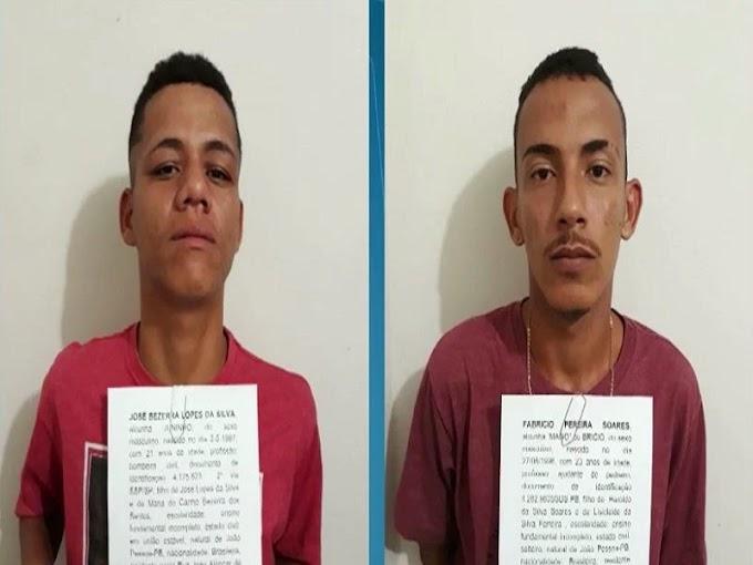 SÃO JOSÉ DOS RAMOS: Madrugada Sangrenta é registrado em São José dos Ramos com duplo homicídio. Veja as Fotos.