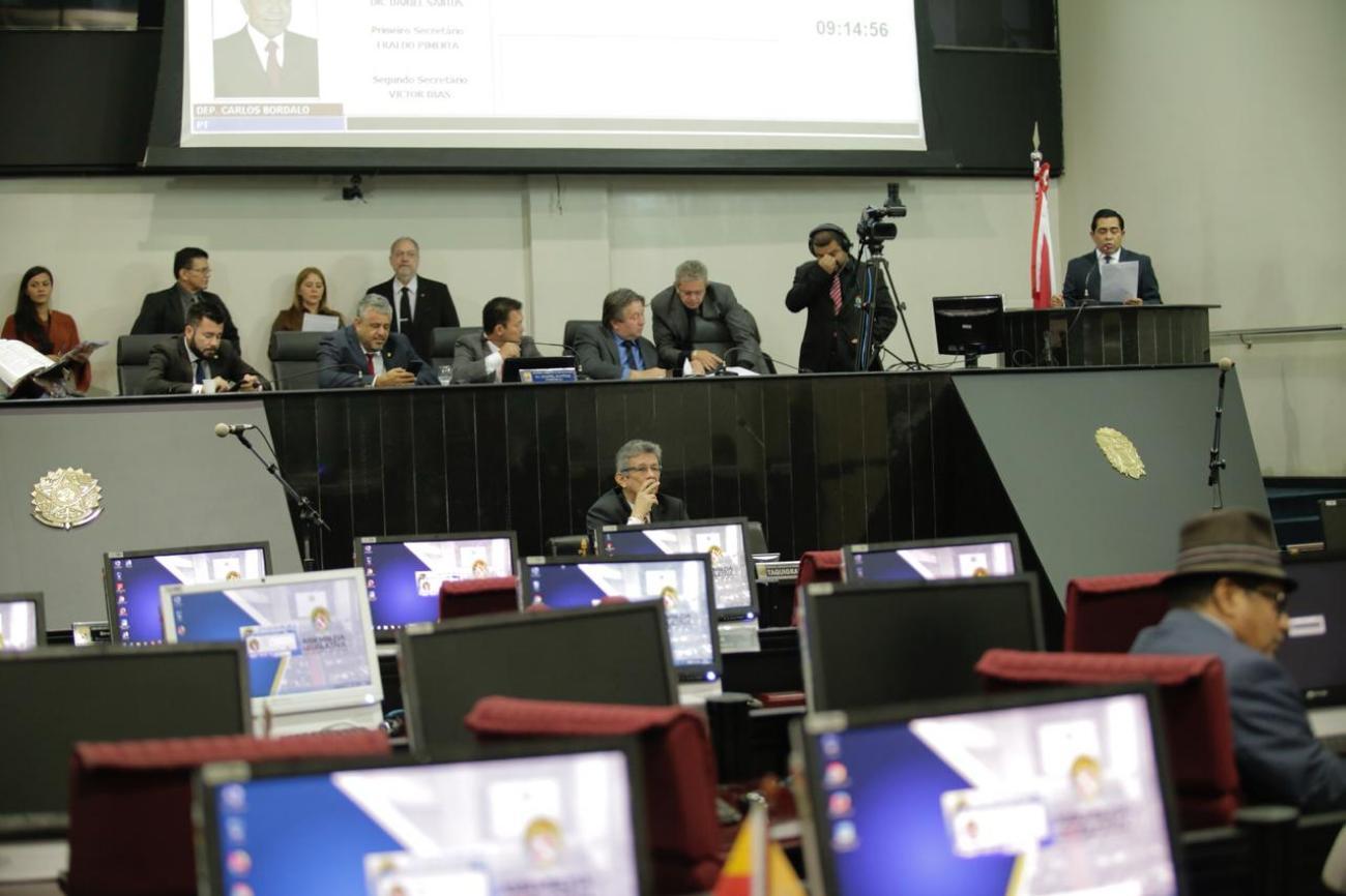 Alepa aprova empréstimo de R$ 537 milhões proposto pelo governo Helder Barbalho