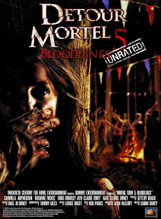 DETOUR MORTEL 5, WRONG TURN 5 : BLOODLINES, affiche, poster
