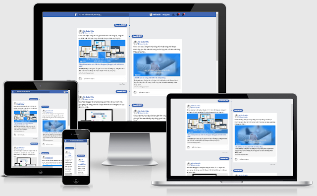 Facebook Timeline Blogger Template