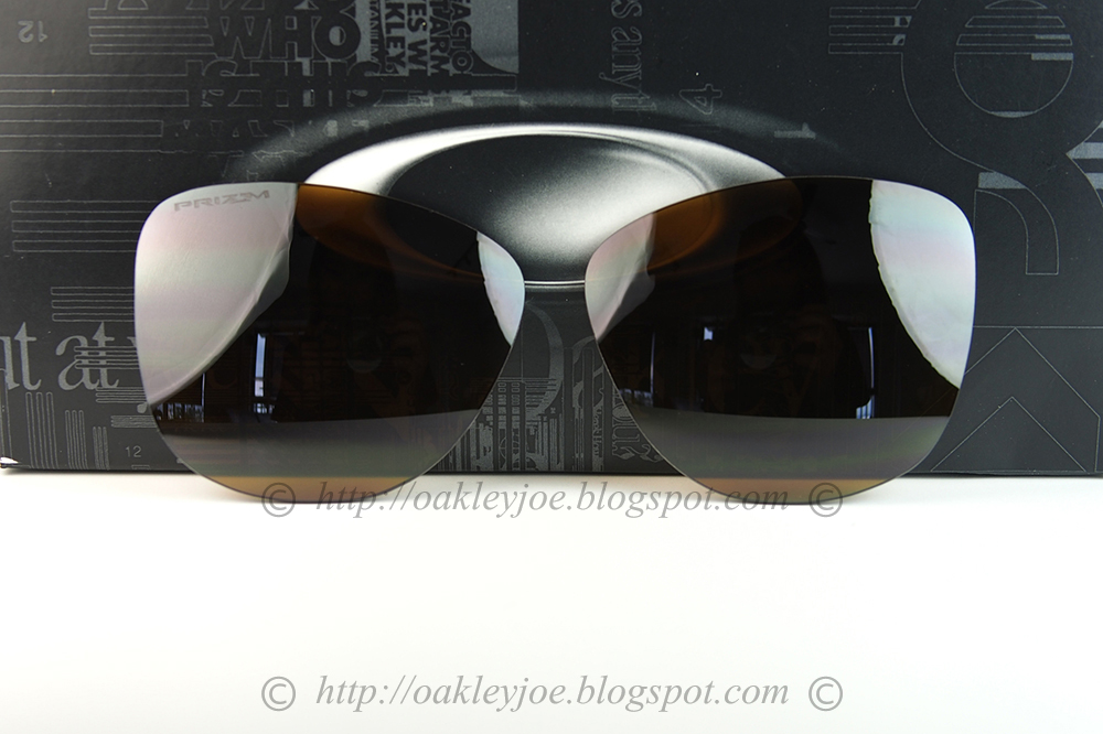 bf8d933f2ce Frogskins Replacement Lens prizm ruby rossi  120 etched with