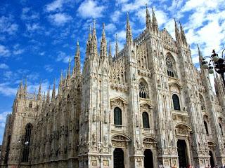 Duomo Milano blog