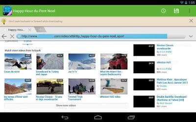 تطبيق AVD Android Video Downloader مدفوع للأندرويد