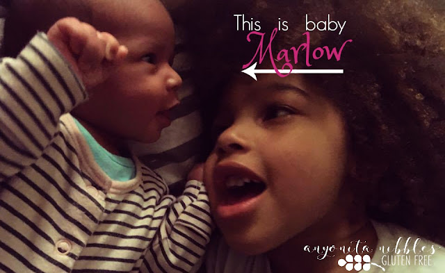 Introducing baby Marlow | Anyonita Nibbles