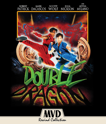Double Dragon Collector's Edition on Blu-ray and DVD