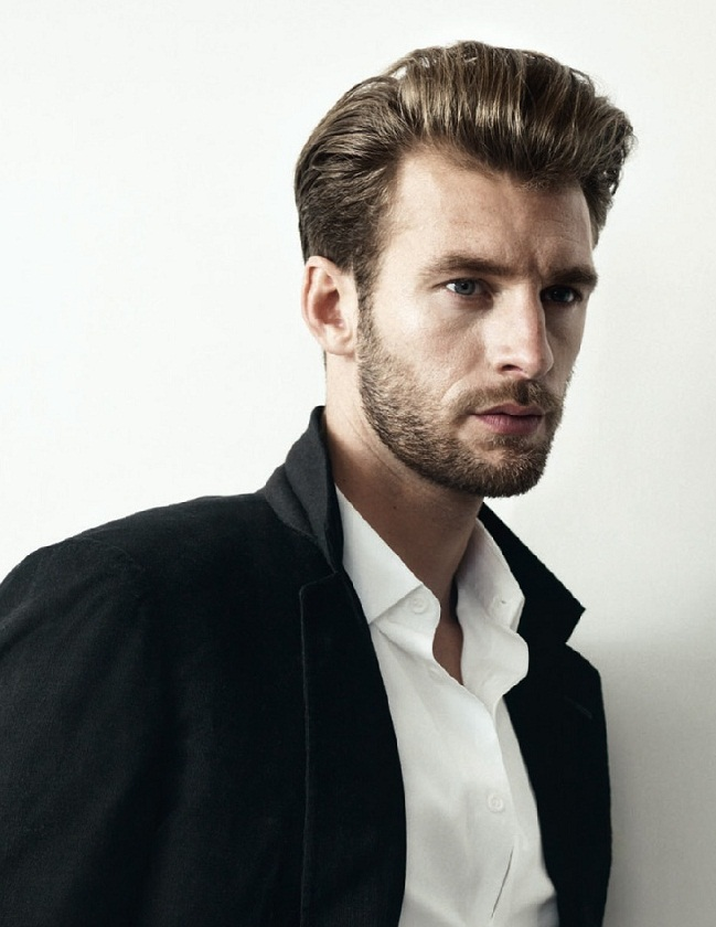styled mens hair 45 some most beautiful mens hair styles 1772