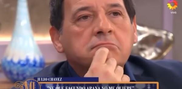 """Julio Chávez se pondrá en la piel de """"El Tigre Verón"""" desde el lunes"""