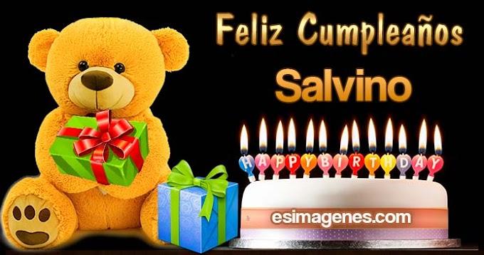 Feliz Cumpleaños Salvino