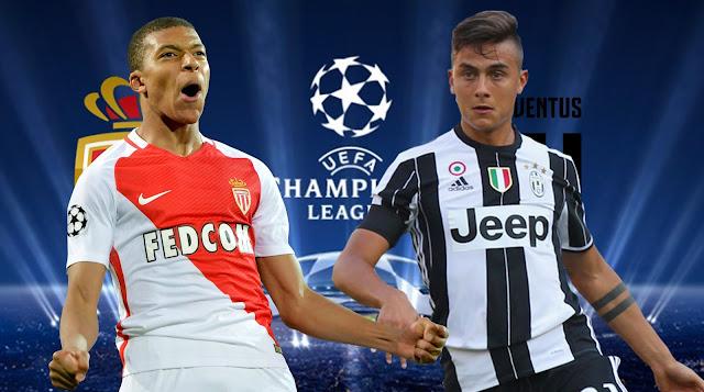 Monaco x Juventus (3/05/2017) - Horário e TV (Champions League)