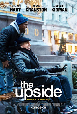 The Upside 2017 DVD R1 NTSC Latino