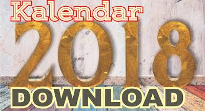 download kalendar 2018