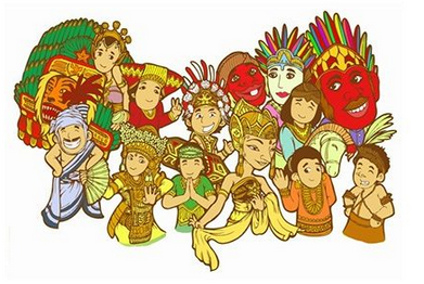 Cara Menyikapi Keberagaman Budaya Di Indonesia Dalam Peningkatan
