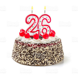 Happy birthday to me! De birthday book tag