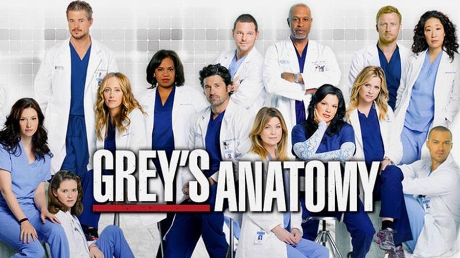 Série Grey's Anatomy