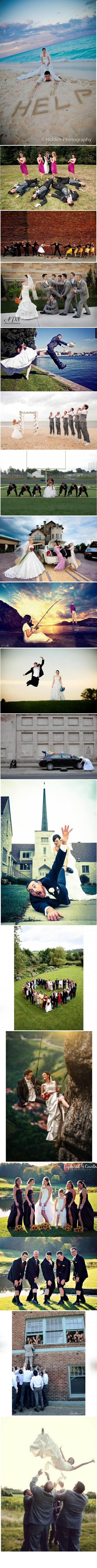 Funny weddings photo strip picture