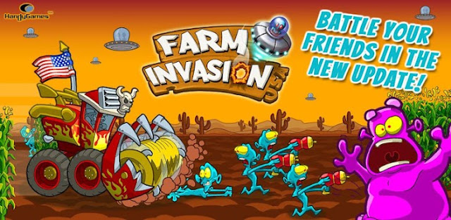 Farm Invasion USA Premium APK