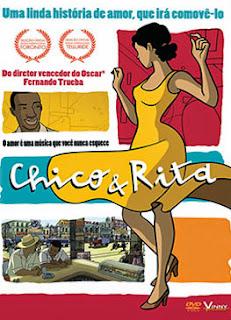 Chico e Rita - DVDRip Dual Áudio