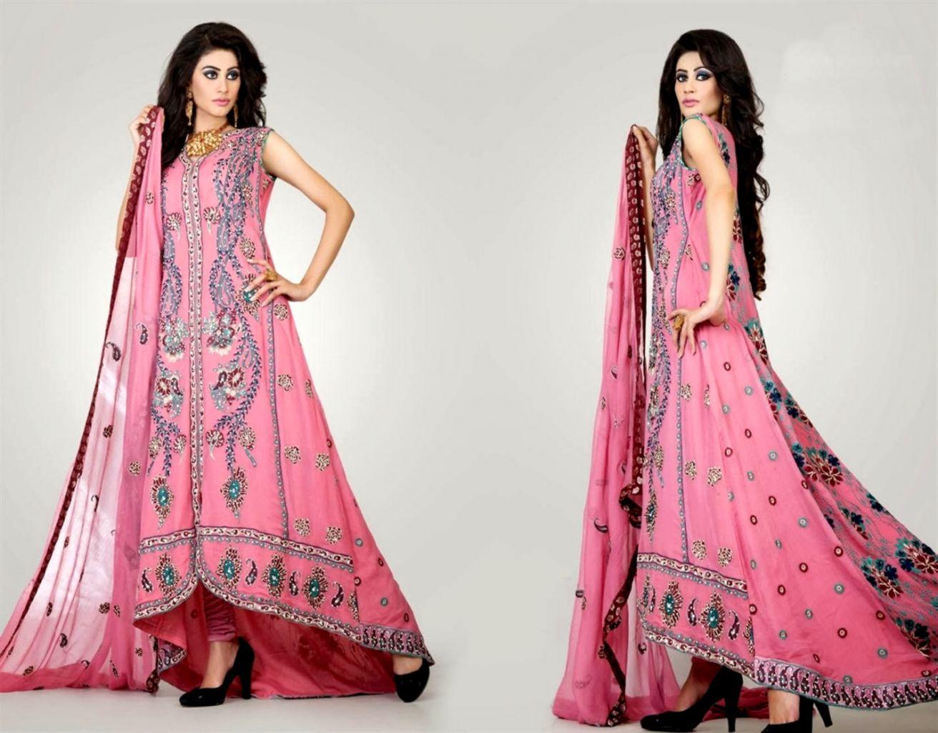 Simple Wedding Dresses Pakistani Pics Saddha