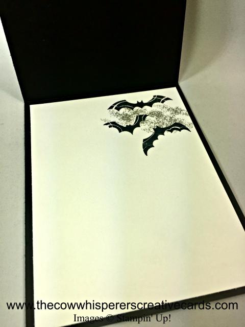 Card, Spooky Sweets, Sheltering Tree, Spooky Bats Punch, Halloween