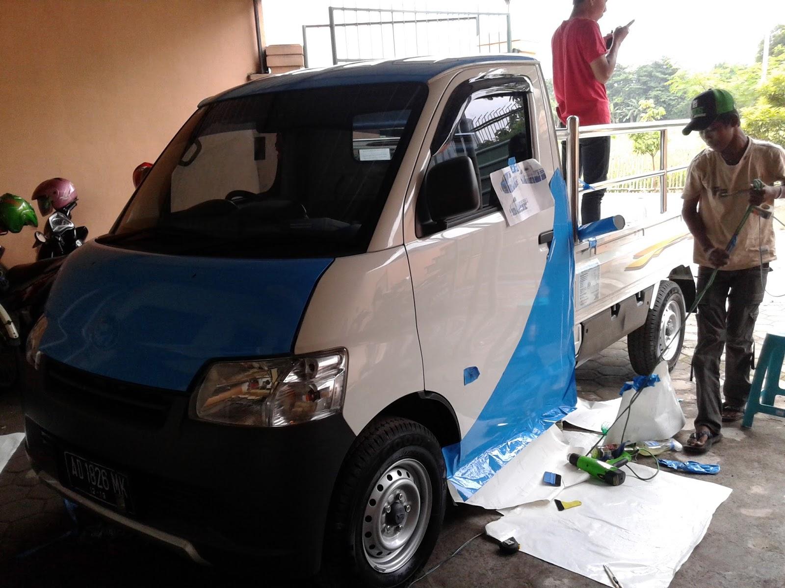 580 Foto Modifikasi Mobil Pick Up Grand Max Gratis Terbaru